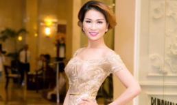 Xuân Nguyễn chưng diện váy hiệu tái ngộ á hậu Lê Hằng