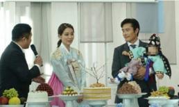Sao Hàn dự tiệc đầy năm của con trai Lee Byung Hun