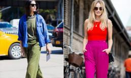 7 cách kết hợp màu sắc trang phục mùa hè dành cho cô nàng sành mốt