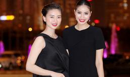 Ngô Thanh Vân 'tông xuyệt tông' với Phạm Hương như chị em