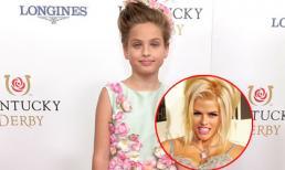 Con gái 'bom sex' Anna Nicole Smith càng lớn càng giống mẹ