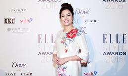 Doanh nhân Phùng Thị Thu Thuỷ đẹp tinh tế tại sự kiện ELLE Style Awards 2016