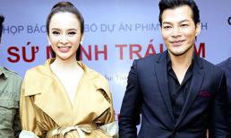 Angela Phương Trinh chính thức làm 'người yêu' Trần Bảo Sơn