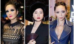 Sao Việt đua nhau ăn diện cá tính tại sự kiện Tuần lễ nhà thiết kế thời trang Việt Nam