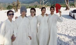 Các nàng Hậu Việt xinh đẹp 'đọ sắc' tại Đắk Lắk