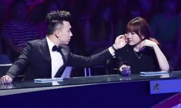 Chí Tài 'phản đối' khi Trấn Thành liên tục bày tỏ tình cảm với Hari Won