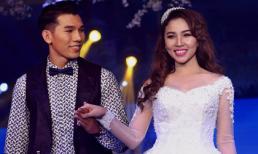 Quỳnh Thư bất ngờ làm 'cô dâu' của Ngọc Tình
