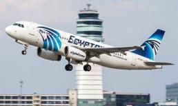Máy bay chở khách Ai Cập rơi xuống biển