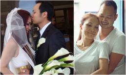 Chồng Hồng Ngọc dành lời đường mật gửi vợ nhân 7 năm cưới