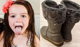 Bé gái 5 tuổi có hai nửa cơ thể phát triển nhanh chậm khác nhau