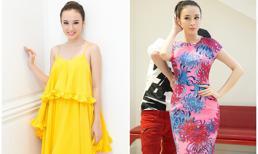 Angela Phương Trinh tất bật thử trang phục dự show Đỗ Mạnh Cường