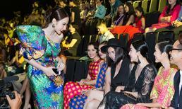 Angela Phương Trinh đến sự kiện từ sớm, cúi chào Ngô Thanh Vân
