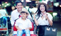 Chuyện tình giữa 'nàng tiên' và 'chàng quỷ' của showbiz Việt