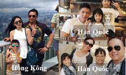 Sao Việt cho con đi du lịch ở đâu trong kỳ nghỉ hè?