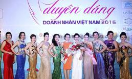 Đầm dạ hội Lydia - tôn vinh vẻ đẹp nữ Doanh nhân Việt