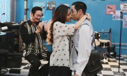 Thái Hòa bị fan cuồng cưỡng hôn nhiều lần