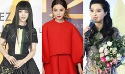'Bóc mác' bộ sưu tập váy hàng hiệu mới nhất của Phạm Băng Băng