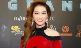 Diễn viên Xuân Nguyễn khoe vẻ đẹp ngỡ ngàng trên thảm đỏ