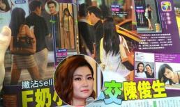 Chồng cũ Selina ly hôn vợ để cặp kè tình mới?