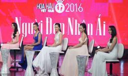 Lộ diện hội đồng bình luận 'Người đẹp nhân ái' Hoa hậu Việt Nam 2016