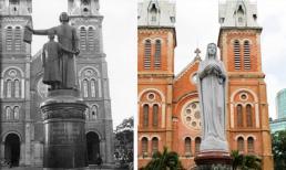 Loạt ảnh sự thay đổi của Sài Gòn xưa và nay