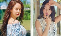 Loạt mỹ nhân Hàn khoe sắc xinh tươi trên bìa tạp chí