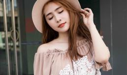 Quỳnh Nga tái xuất với street style tươi trẻ chẳng khác gì 'teen girl'