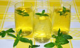 Thanh lọc gan chỉ với cốc nước vừa ngon và dễ làm