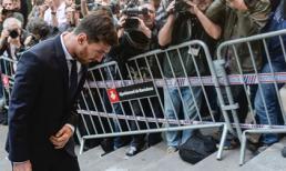 Messi nhận án 21 tháng tù vì trốn thuế