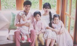 Gia đình Lý Hải vui vẻ đi du lịch trước khi chào đón thiên thần thứ 4