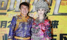 Phạm Băng Băng yêu kiều sánh vai bên Thành Long ra mắt phim mới