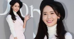 Yoona (SNSD) khoe dáng nuột nà tại sự kiện