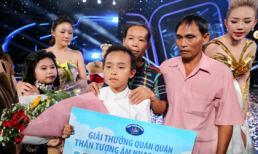 'Cậu bé nghèo' lật ngược tình thế, đăng quang quán quân Vietnam Idol Kids 2016