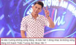 Sau Tóc Tiên, Issac lên tiếng bảo vệ quán quân Vietnam Idol Kids