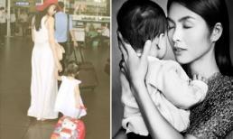 2 em bé giấu mặt sống trong nhung lụa của showbiz Việt