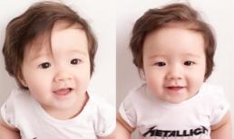 Nụ cười rạng rỡ gây thương nhớ của con trai Elly Trần