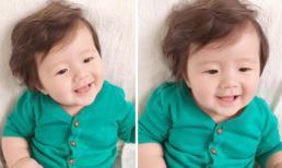 Alfie Túc Mạch 'khổ tâm' vì đôi mắt một mí như trai Hàn Quốc