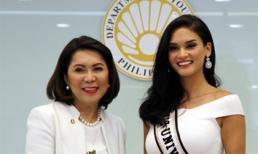 Hoa hậu Hoàn vũ lần thứ 65 sẽ được tổ chức tại Philippines
