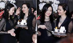 Hoa hậu đền Hùng Giáng My tổ chức sinh nhật hoàng tráng cho con gái