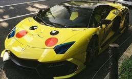 Những hình ảnh chứng minh sức 'càn quét' của trò Pokemon Go