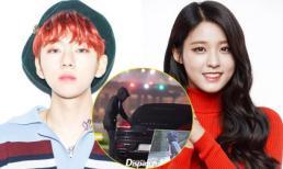 Seolhyun (AOA) và Zico (Block B) đang bí mật hẹn hò