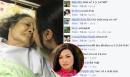 'Mẹ chồng' Phương Thanh ra đi đúng ngày rằm tháng 7 khiến fans xót xa