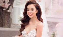 Á hậu Ruby Anh Phạm làm cô dâu đẹp lộng lẫy