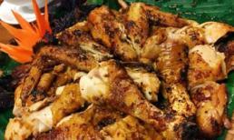 Về quê nghỉ lễ, học cách làm món gà nướng mía để chiêu đãi cả nhà
