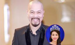 NTK Đức Hùng bảo vệ Hoa hậu Mỹ Linh giữa tâm bão