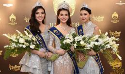 Tân Hoa hậu Thái Lan 2016 là một tuyệt sắc giai nhân