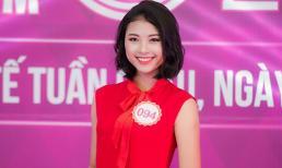 Dù trượt Hoa hậu, bản sao Hà Tăng vẫn được Đỗ Mạnh Cường ngắm nghía làm nàng thơ mới