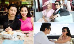 Cuộc sống sang chảnh như quý tộc của vợ chồng Dustin Nguyễn
