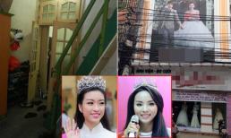 Nhà của Hoa hậu Việt - từ bình dị, đơn sơ đến khang trang, bề thế