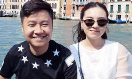MC Mai Ngọc khoe ảnh du hí châu Âu cùng hôn phu